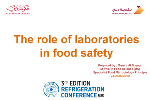 Laboratries In Food Safety