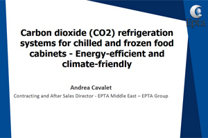 Co2 Refigeration Systems